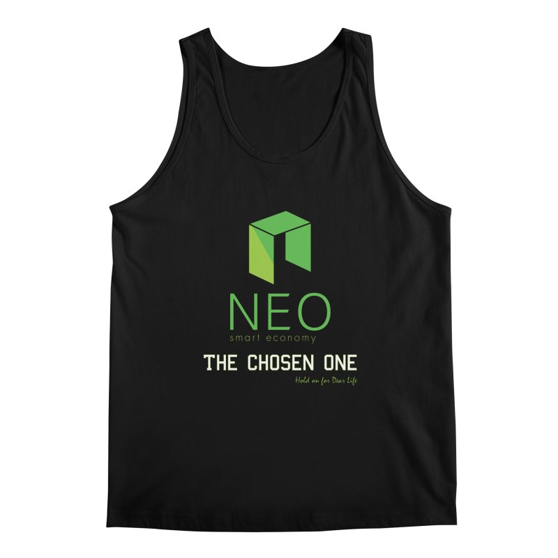 NEO Men's Regular Tank by HODL's Artist Shop