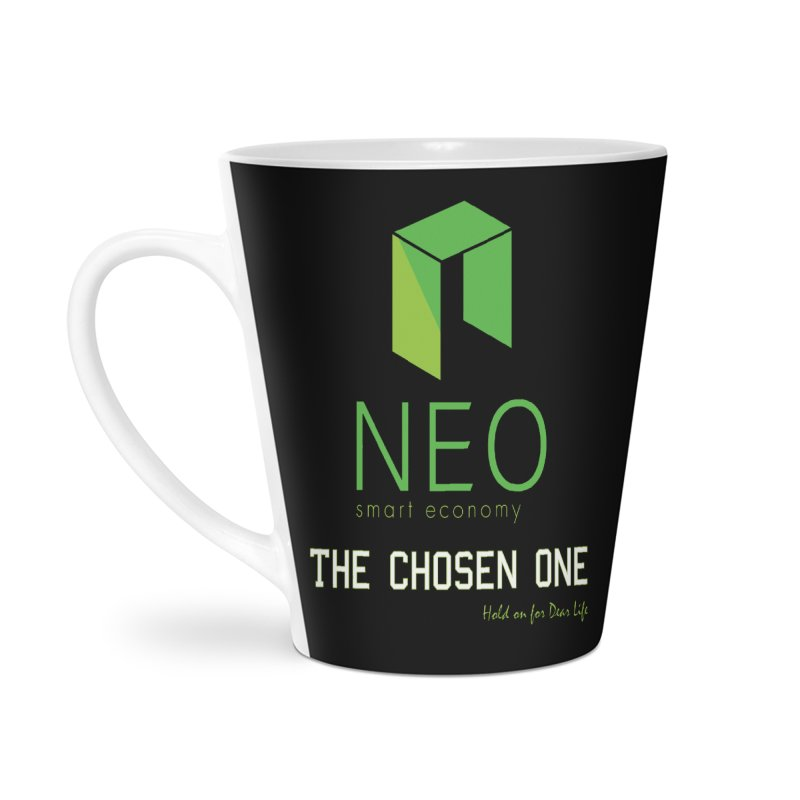 NEO Accessories Mug by HODL's Artist Shop