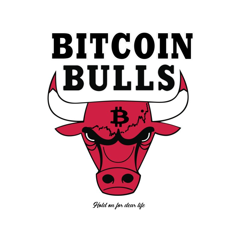 Bitcoin Bulls Accessories Mug by HODL's Artist Shop