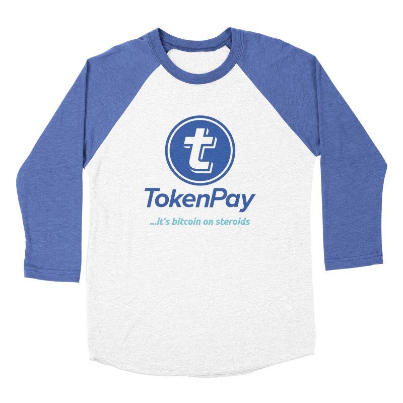 TokenPay Men's Longsleeve T-Shirt by HODL's Artist Shop