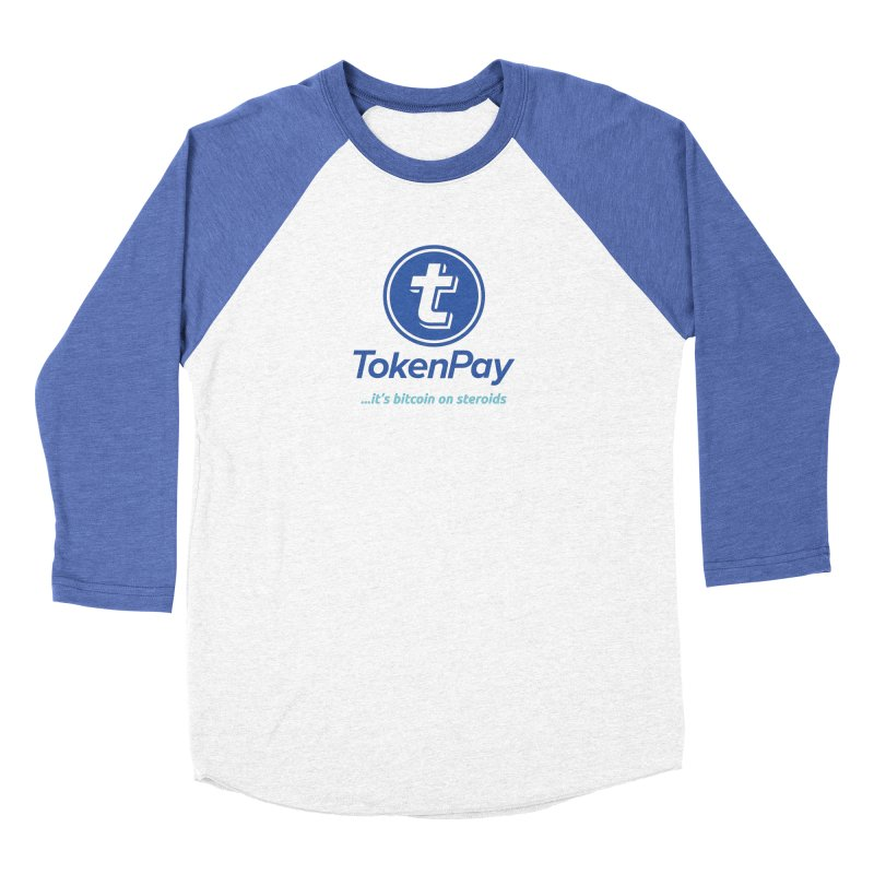 TokenPay Men's Longsleeve T-Shirt by HODL's Artist Shop