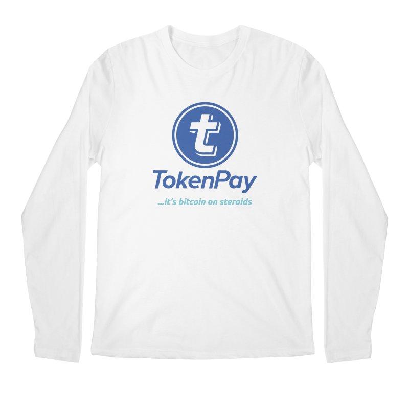 TokenPay Men's Regular Longsleeve T-Shirt by HODL's Artist Shop