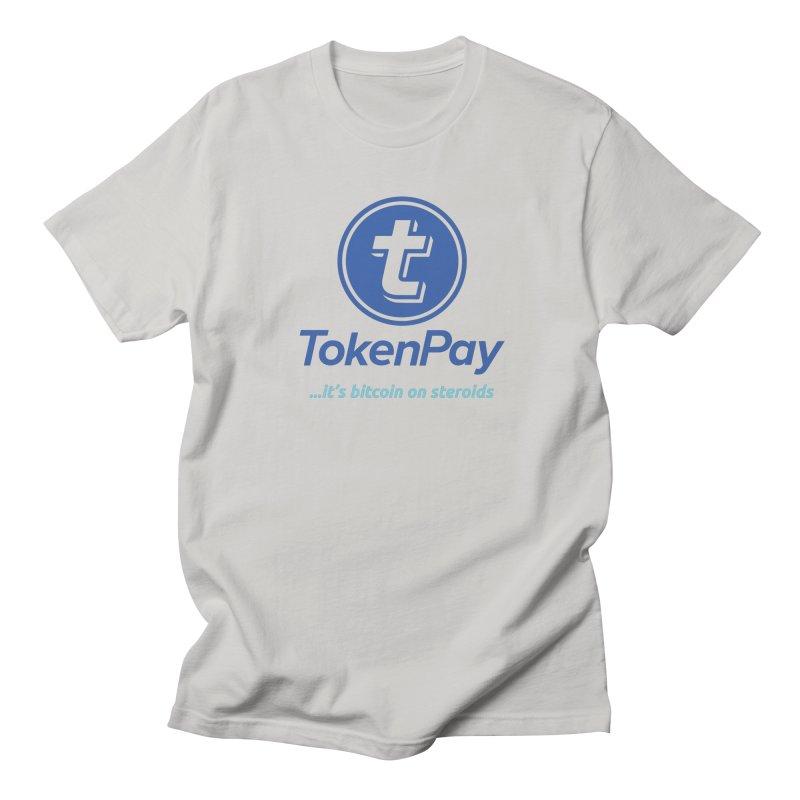 TokenPay Men's Regular T-Shirt by HODL's Artist Shop