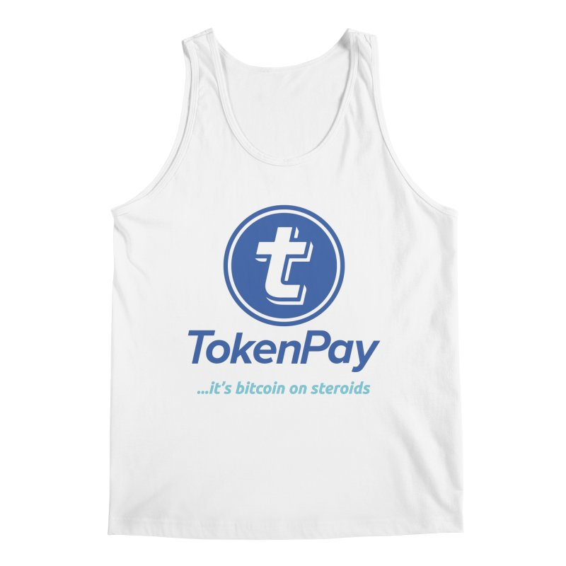 TokenPay Men's Regular Tank by HODL's Artist Shop