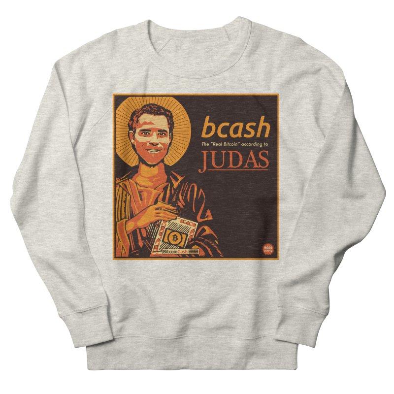 Roger Ver Bitcoin Judas Women's Sweatshirt by HODL's Artist Shop