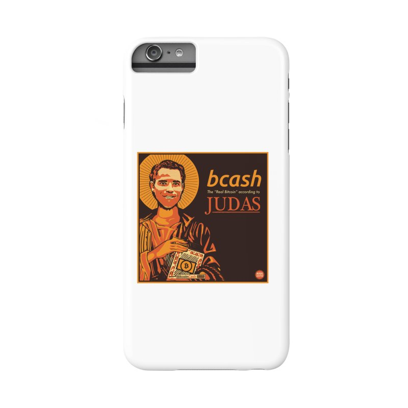 Roger Ver Bitcoin Judas Accessories Phone Case by HODL's Artist Shop