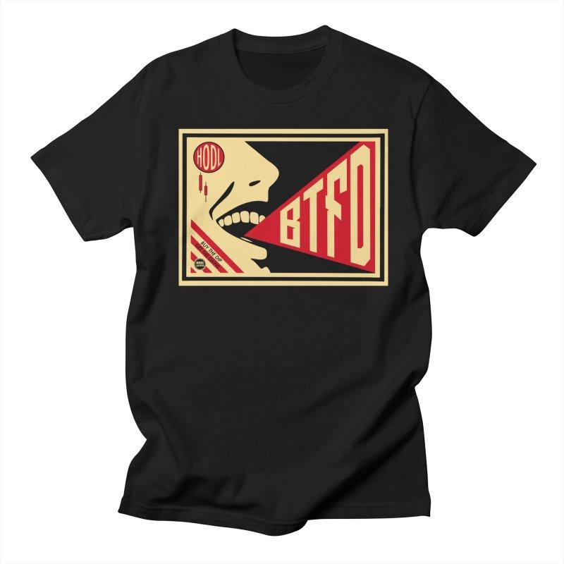BTFD Women's T-Shirt by HODL's Artist Shop