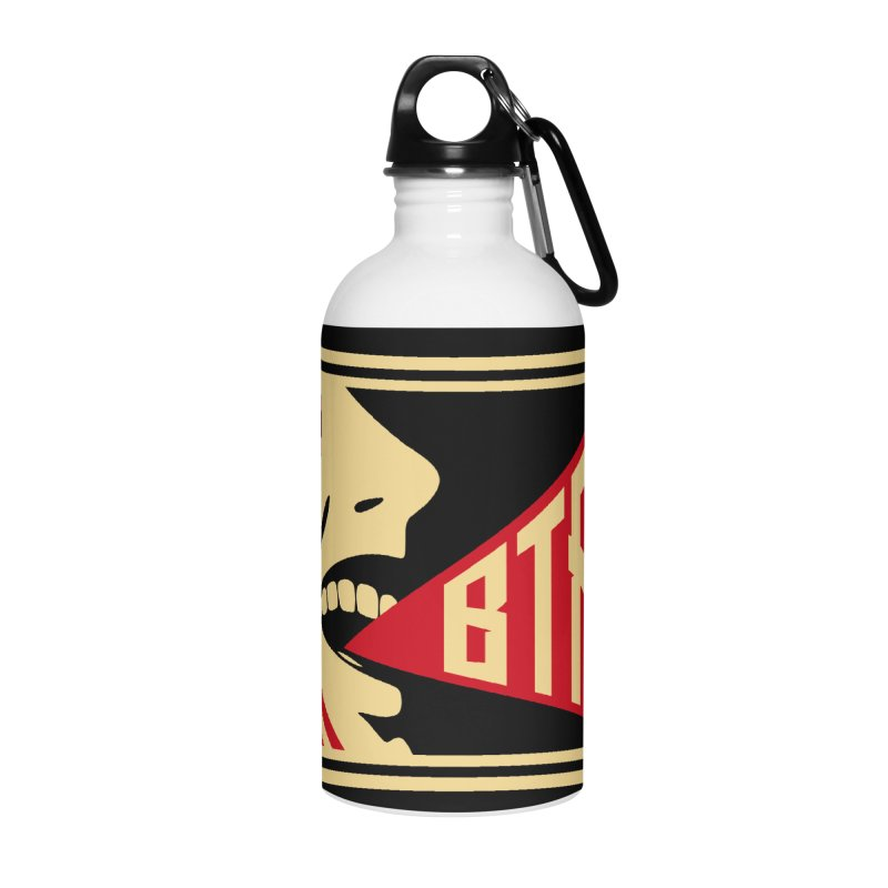 BTFD Accessories Water Bottle by HODL's Artist Shop