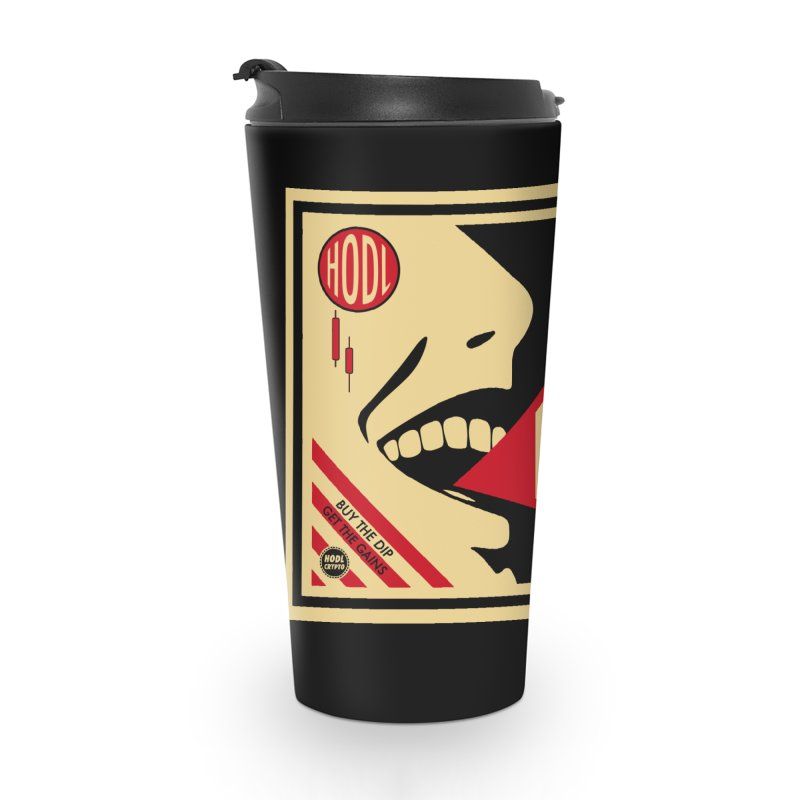 BTFD Accessories Travel Mug by HODL's Artist Shop
