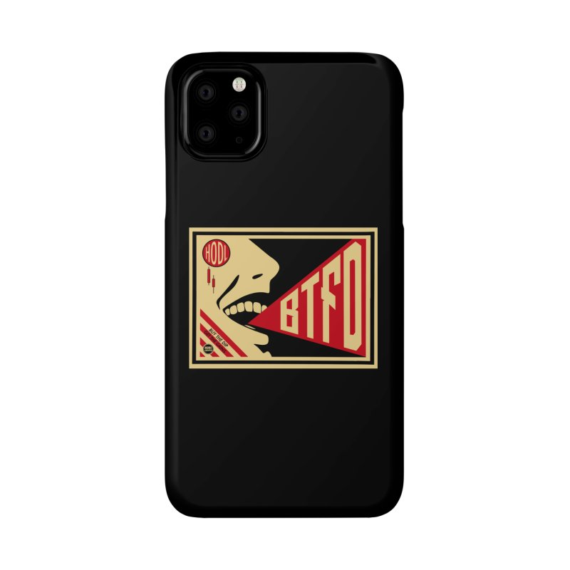 BTFD Accessories Phone Case by HODL's Artist Shop