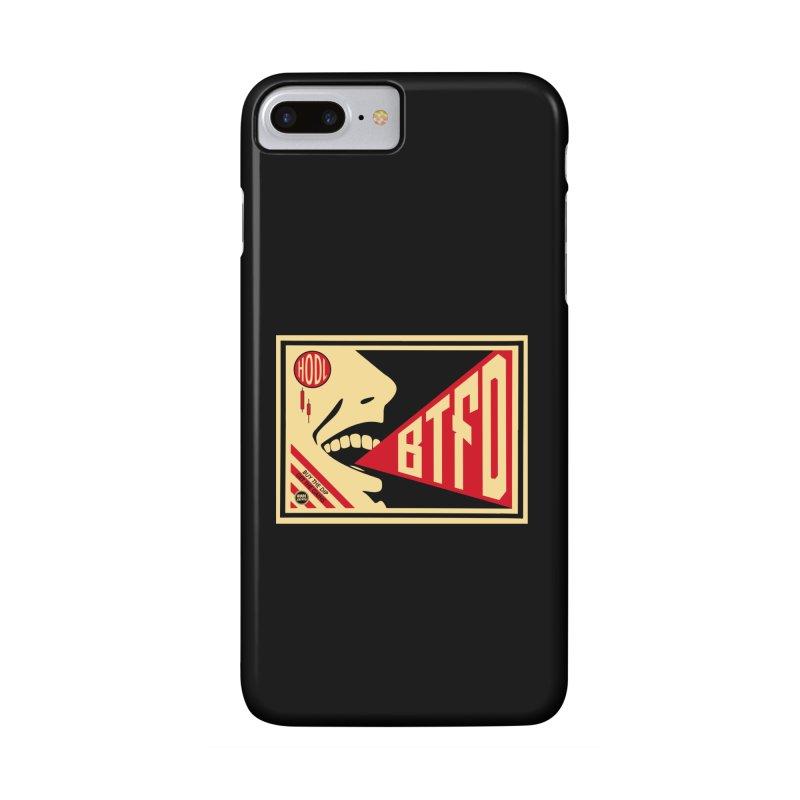 BTFD Accessories Phone Case by HODL's Artist Shop