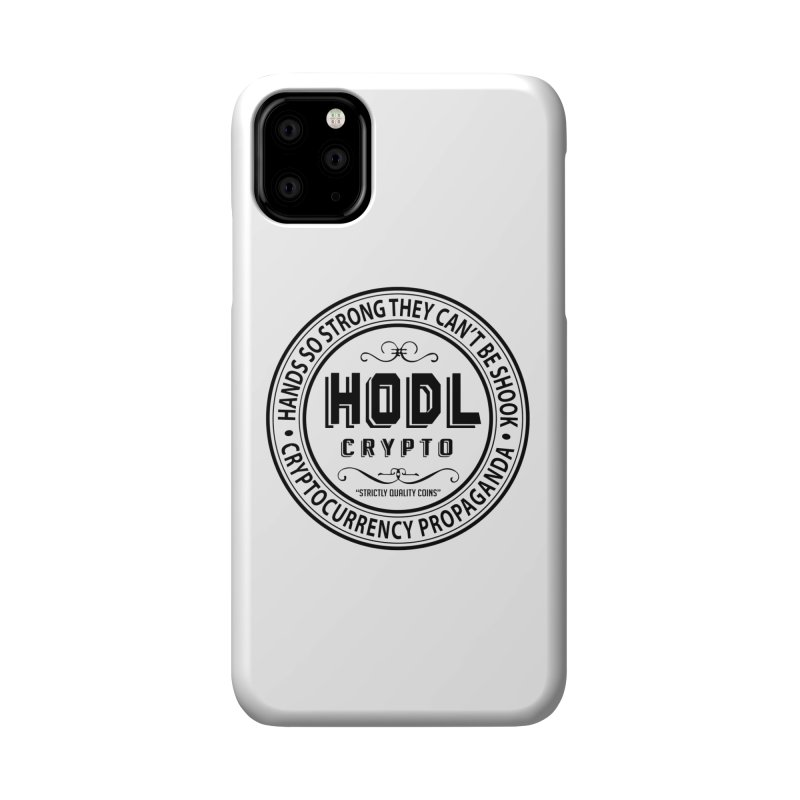 Hands So Strong Accessories Phone Case by HODL's Artist Shop