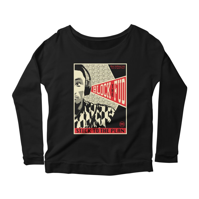 Block the Fud Women's Longsleeve T-Shirt by HODL's Artist Shop