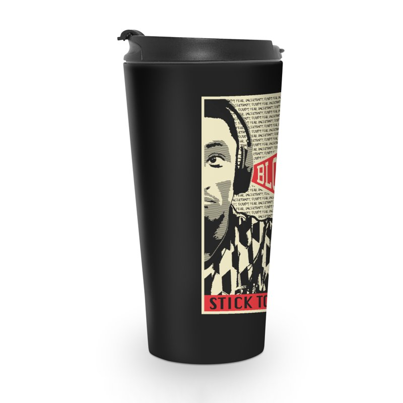 Block the Fud Accessories Travel Mug by HODL's Artist Shop