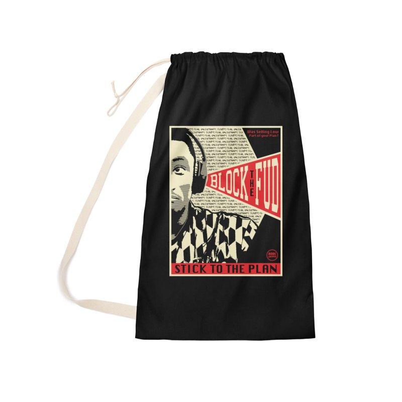 Block the Fud Accessories Bag by HODL's Artist Shop