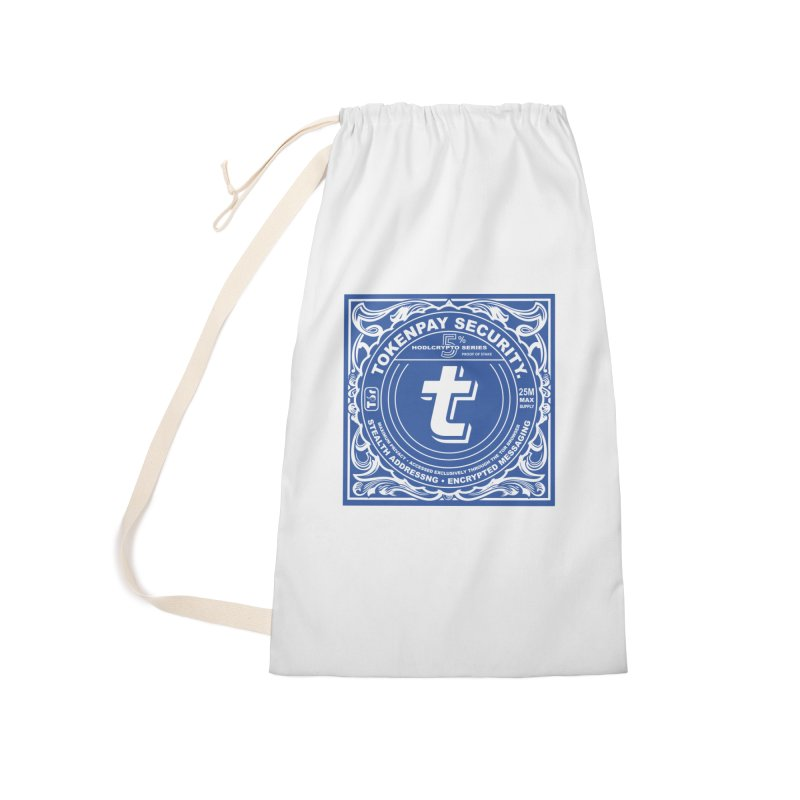 Tokenpay Security Accessories Laundry Bag Bag by HODL's Artist Shop