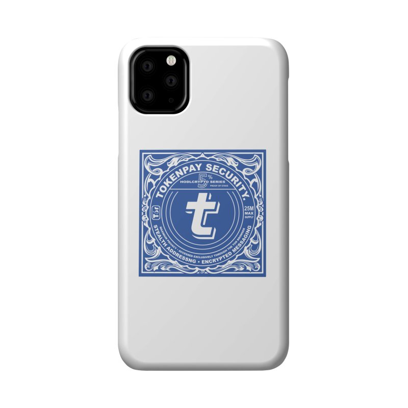 Tokenpay Security Accessories Phone Case by HODL's Artist Shop