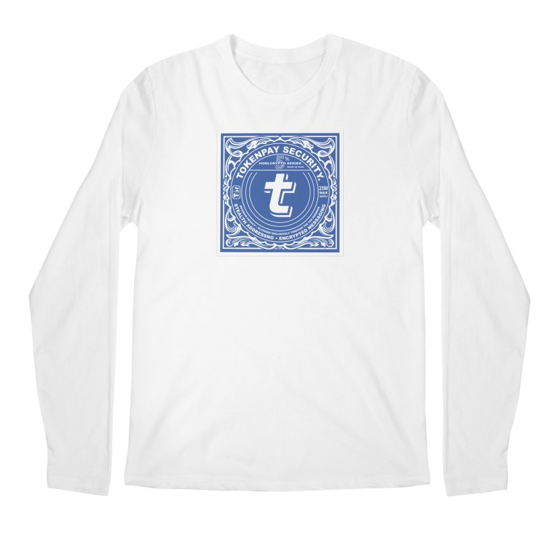 Tokenpay Security Men's Regular Longsleeve T-Shirt by HODL's Artist Shop