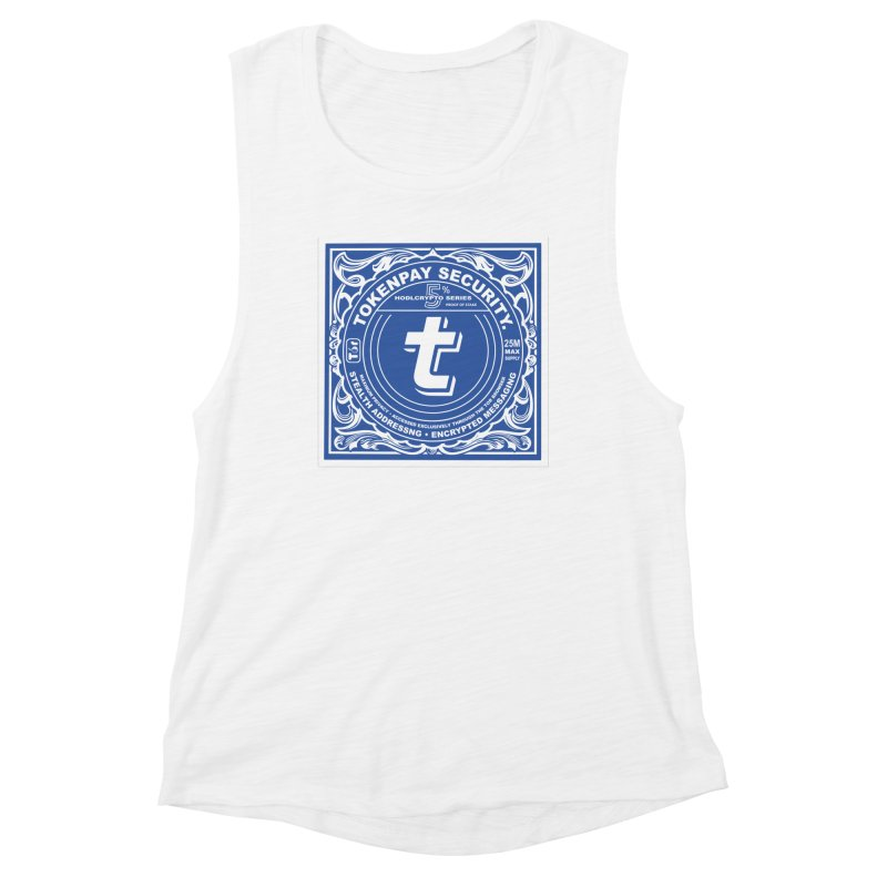 Tokenpay Security Women's Tank by HODL's Artist Shop