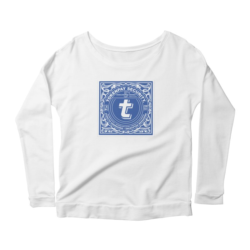Tokenpay Security Women's Longsleeve T-Shirt by HODL's Artist Shop