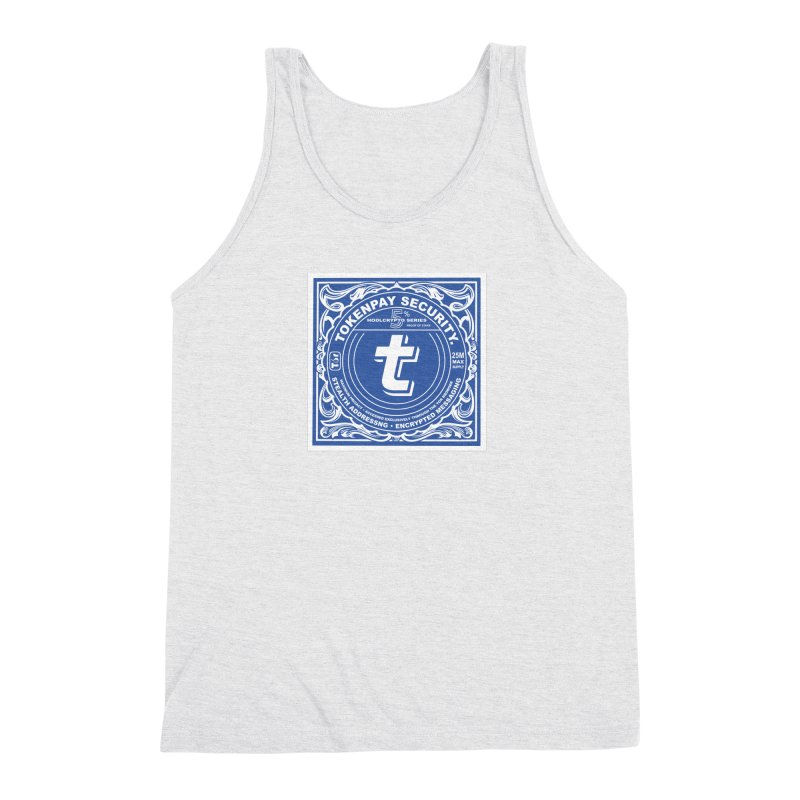 Tokenpay Security Men's Tank by HODL's Artist Shop