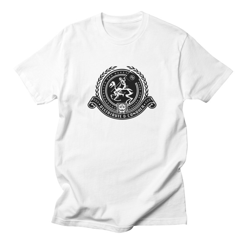 Distribute & Conquer Women's T-Shirt by HODL's Artist Shop
