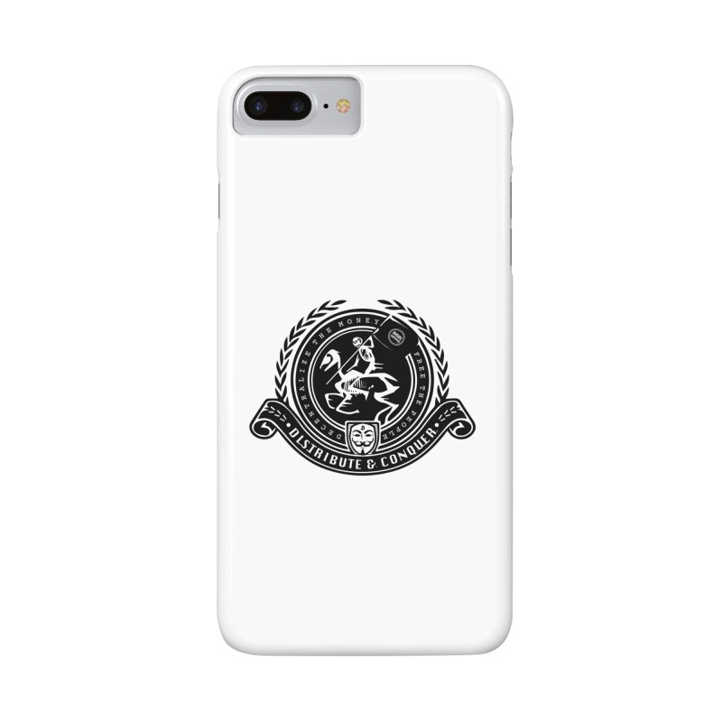Distribute & Conquer Accessories Phone Case by HODL's Artist Shop