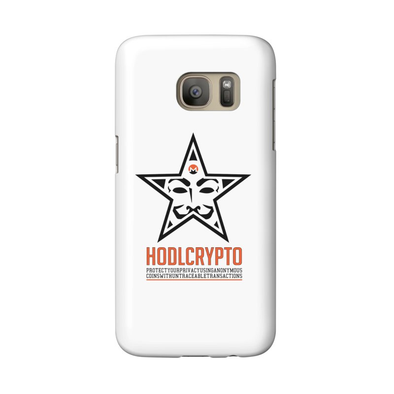 Protect your Privacy Accessories Phone Case by HODL's Artist Shop