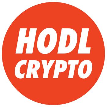 HODL's Artist Shop Logo