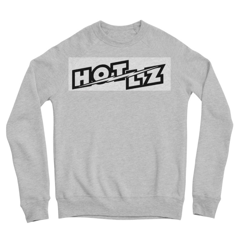 HOT LZ Lightning bolt Men's Sponge Fleece Sweatshirt by HOTLZband's Artist Shop