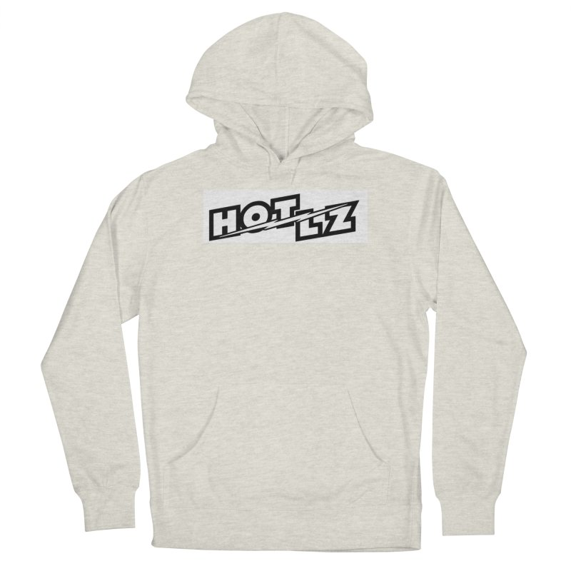 HOT LZ Lightning bolt Men's Pullover Hoody by HOTLZband's Artist Shop