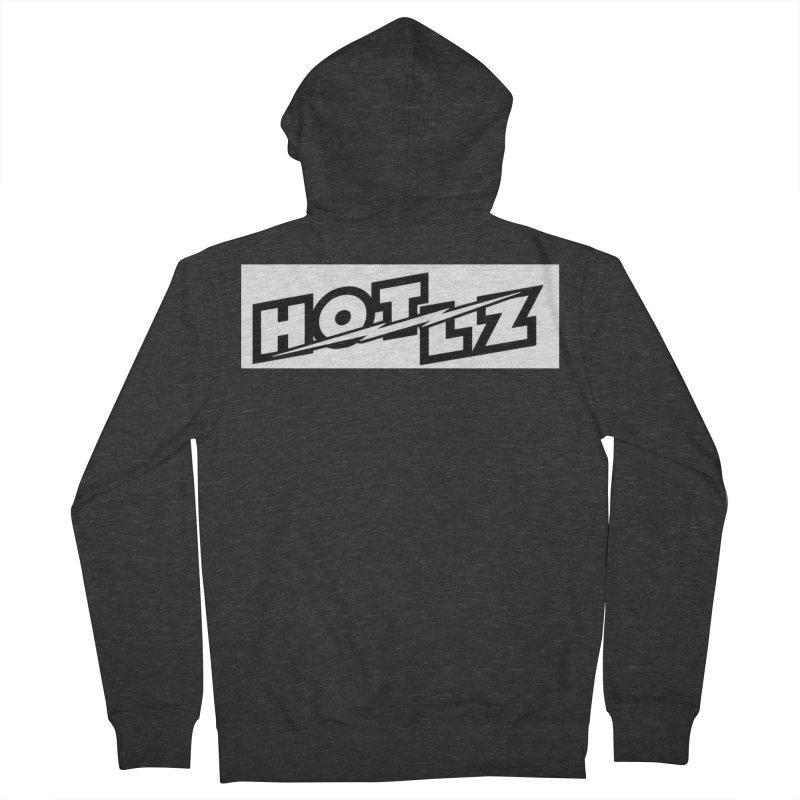 HOT LZ Lightning bolt Women's Zip-Up Hoody by HOTLZband's Artist Shop