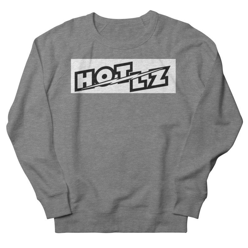 HOT LZ Lightning bolt Women's Sweatshirt by HOTLZband's Artist Shop
