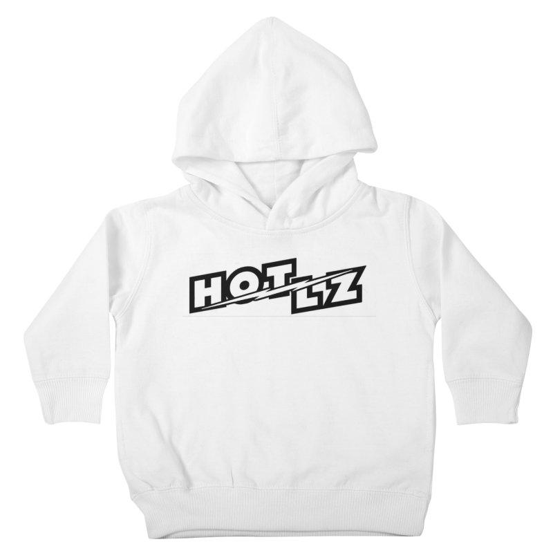 HOT LZ Lightning bolt Kids Toddler Pullover Hoody by HOTLZband's Artist Shop