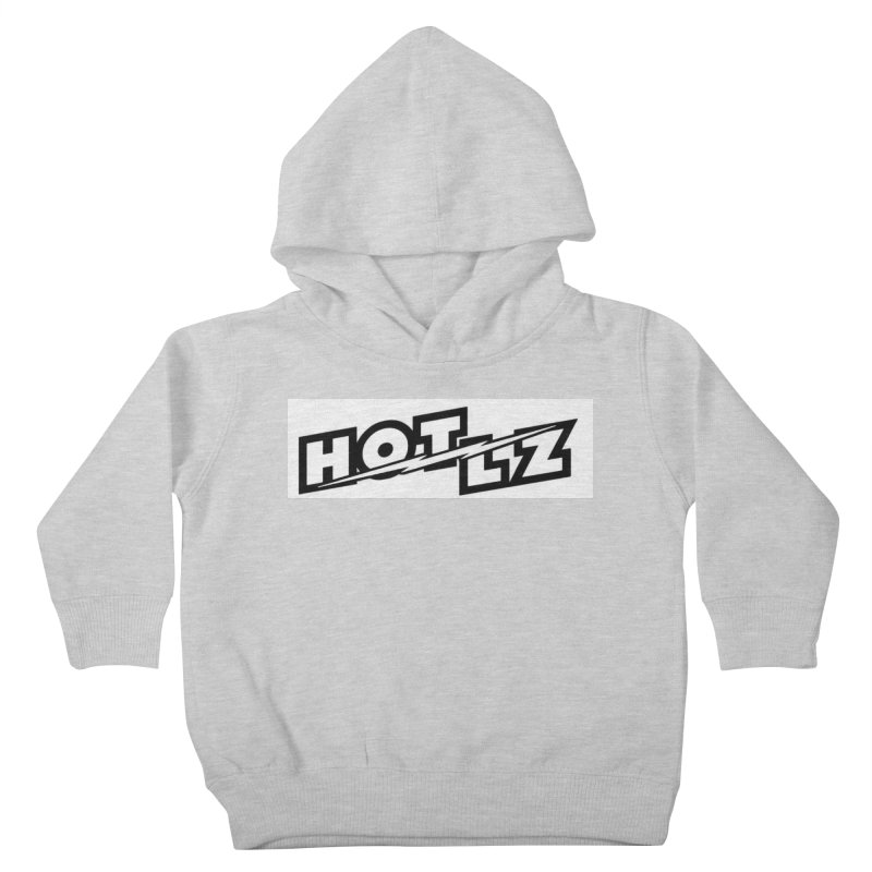HOT LZ Lightning bolt Kids Toddler Pullover Hoody by HOTLZband's Artist Shop