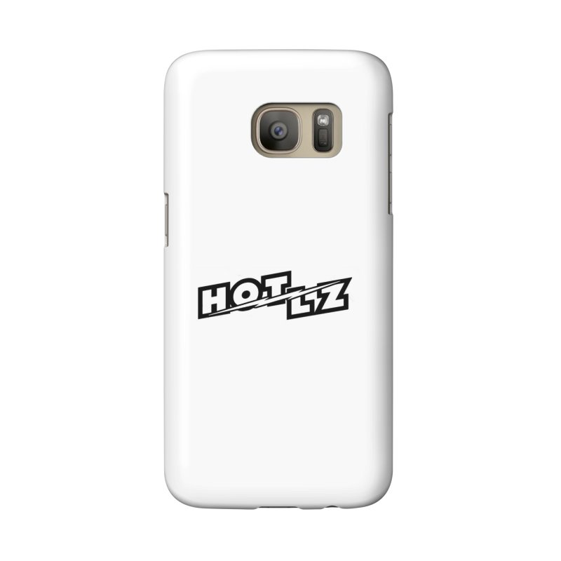 HOT LZ Lightning bolt Accessories Phone Case by HOTLZband's Artist Shop