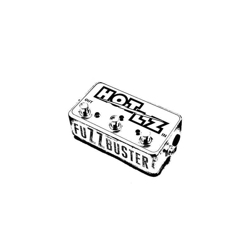 fuZZbuster Accessories Magnet by HOTLZband's Artist Shop
