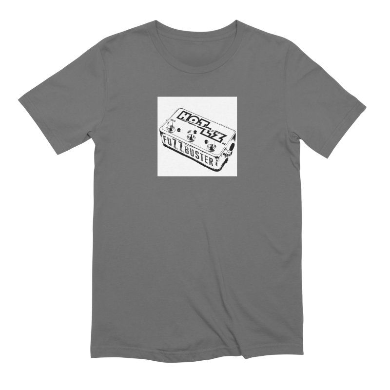 fuZZbuster Men's T-Shirt by HOTLZband's Artist Shop