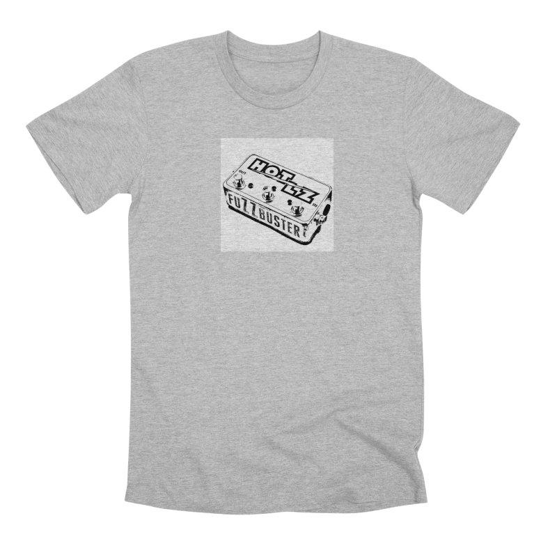fuZZbuster Men's Premium T-Shirt by HOTLZband's Artist Shop