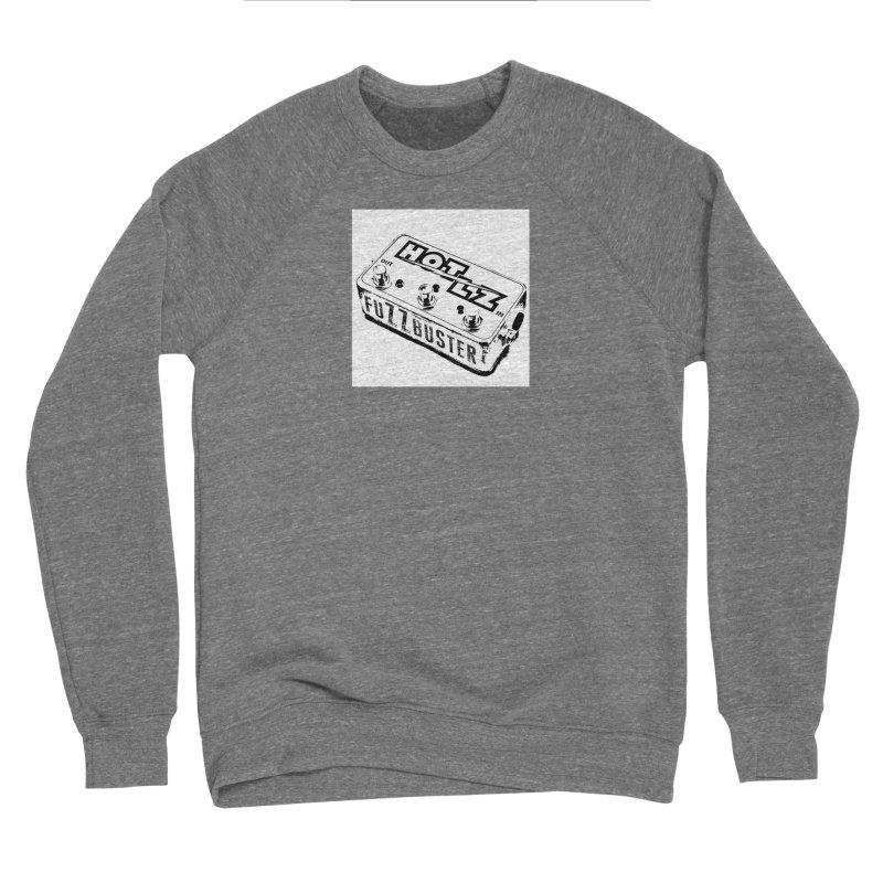 fuZZbuster Men's Sponge Fleece Sweatshirt by HOTLZband's Artist Shop