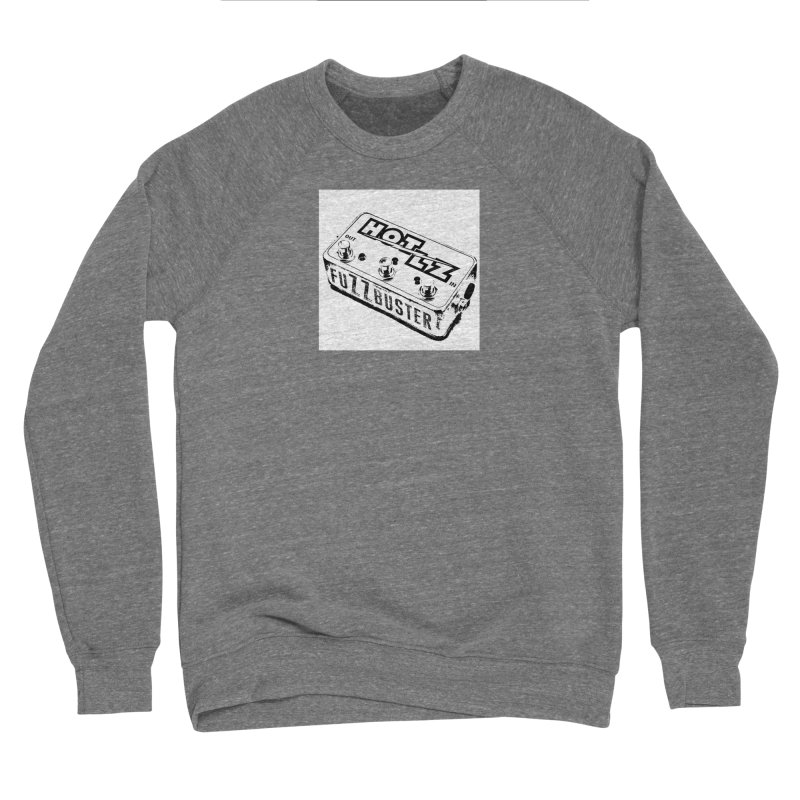 fuZZbuster Women's Sponge Fleece Sweatshirt by HOTLZband's Artist Shop
