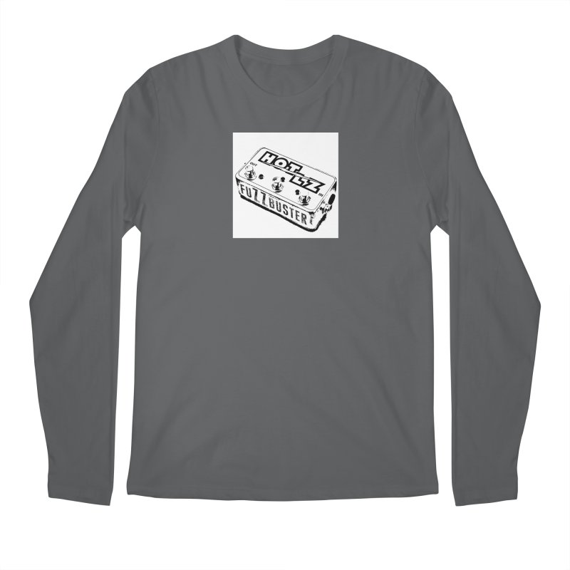 fuZZbuster Men's Regular Longsleeve T-Shirt by HOTLZband's Artist Shop
