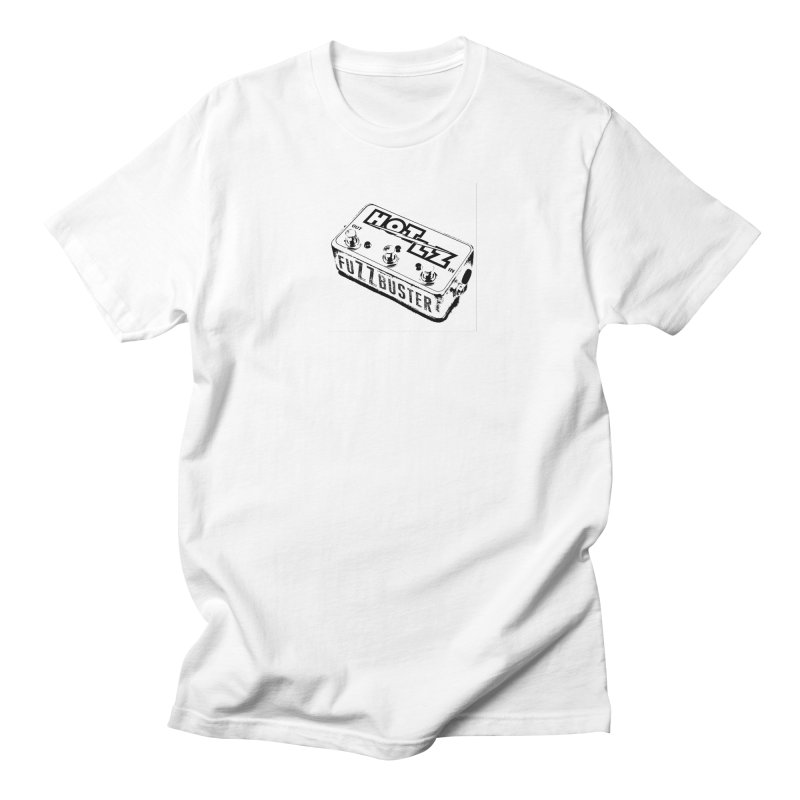 fuZZbuster Men's Regular T-Shirt by HOTLZband's Artist Shop