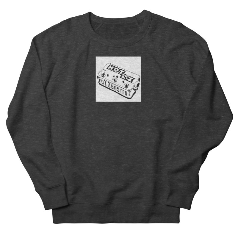 fuZZbuster Men's French Terry Sweatshirt by HOTLZband's Artist Shop