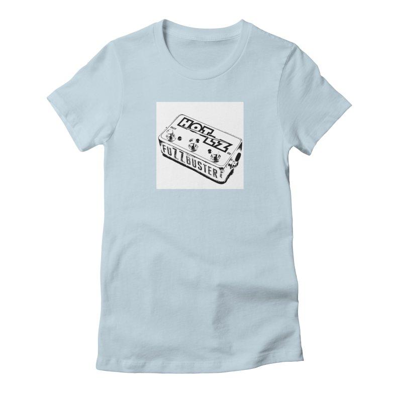 fuZZbuster Women's T-Shirt by HOTLZband's Artist Shop