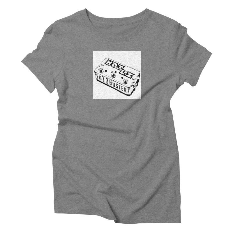 fuZZbuster Women's Triblend T-Shirt by HOTLZband's Artist Shop