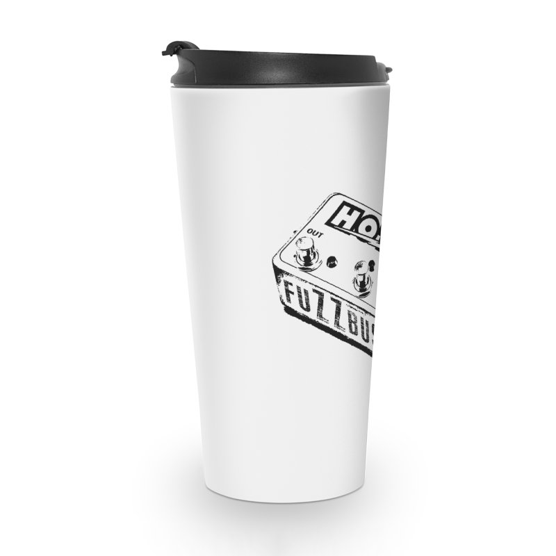 fuZZbuster Accessories Travel Mug by HOTLZband's Artist Shop