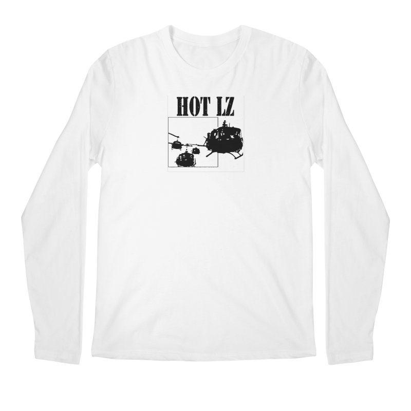 HOT LZ Men's Regular Longsleeve T-Shirt by HOTLZband's Artist Shop
