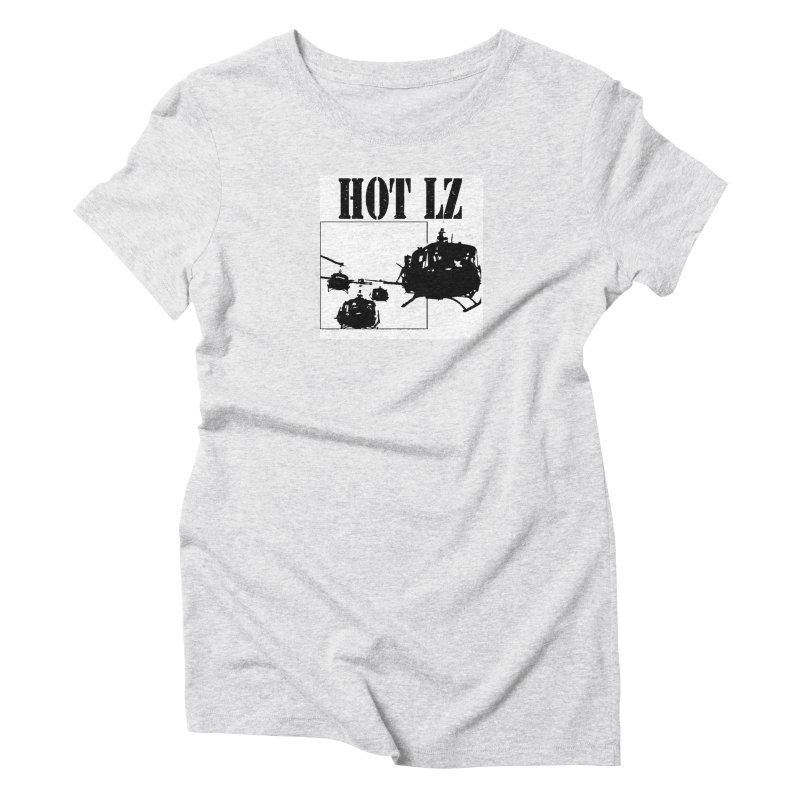 HOT LZ Women's Triblend T-Shirt by HOTLZband's Artist Shop