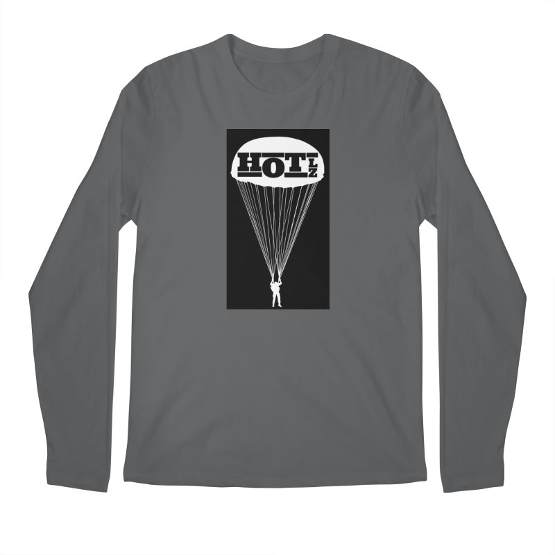 HOT LZ Jump Man Men's Regular Longsleeve T-Shirt by HOTLZband's Artist Shop